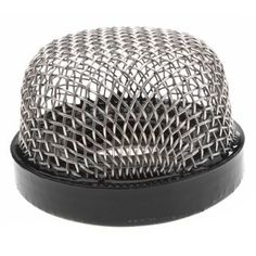 T-H Marine Stainless Steel Wire Mesh Strainers AS-2-DP - https://www.boatpartsforless.com/shop/t-h-marine-stainless-steel-wire-mesh-strainers/