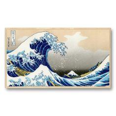 The big wave of Kanagawa Katsushika Hokusai