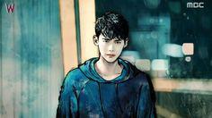 W - Two Worlds - Kang Cheul