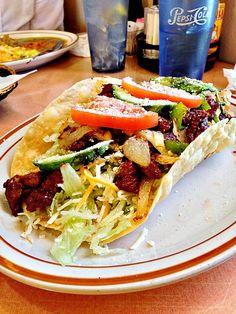 Fajita Salad | La Casa Don Miguel | Cedar City, UT