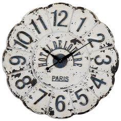 Uttermost De Louvre Clock - Uttermost 6651