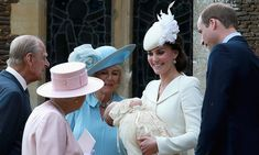 The real reason why Kate Middleton and Prince William are christening Prince Louis on 9 July