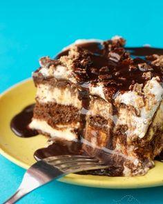 Ice-Cream Sandwich Dessert Recipe