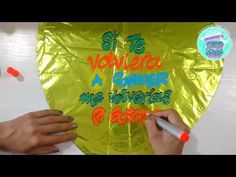 Balloon Decorations, Flower Wall, Paper Shopping Bag, Balloons, Lettering, Birthday, Party, Flowers, Youtube