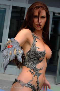 Witchblade, by Jacqueline Goehner,