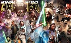 Star Wars - Metal Strikes Back - http://www.dravenstales.ch/star-wars-metal-strikes-back/