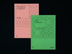 Tata & Friends creates colourful plural identity for Medialab Prado Graphic Design Brochure, Graphic Design Posters, Graphic Design Typography, Branding Design, Logo Design, Luxury Business Cards, Minimal Business Card, Business Card Design, Medialab Prado