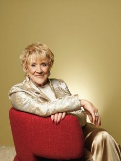 Jeanne Cooper Katherine Chancellor on The Young and Restless