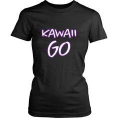 Kawaii Go TShirt