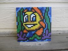 Freddi Fish and Luther's Maze Madness Icon by CuteBeadBows on Etsy
