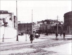 ¿La reconoces? es la calle Xativa hace más de 100 años.