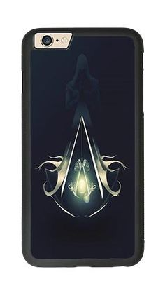 iPhone 6 Case, Cool Assassins Creed TPU Rubber and Plastic Protective Case for iPhone 6/6S (4.7 inch). Fit for iphone 6/6s 4.7inch Only, NOT for iPhone 6 Plus 5.5inch. Made of TPU Material. Access to all ports, controls & sensors. Shock & impact protectio