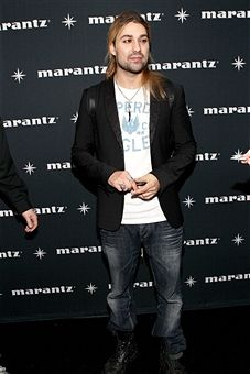 David Garrett attends the David Garrett Meet and Greet Presented by Marantz at Best Buy Theater on February 18, 2011 in New York City.