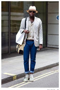 Coggles.com - Men's Street Style London