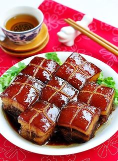 dongpo pork belly recipe slow cooker
