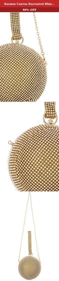 Karmas Canvas Encrusted Rhinestone Detailed Accent Circular Design Clutch. Fashion Destination Presents Karmas Canvas Encrusted Rhinestone Detailed Accent Circular Design Clutch. Buy brand-name Fashion Jewelry for everyday discount prices with Fashion Destination! Everyday LOW shipping *. Read product reviews on Fashion Necklaces, Fashion Bracelets, Fashion Earrings & more. Shop the Fashion Destination store for a wide selection of rings, bracelets, necklaces, earrings and diamond…