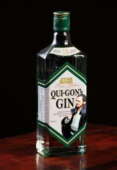 Qui-Gon's Gin