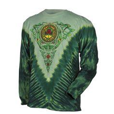 Grateful Dead Celtic Shamrock T-shirt