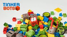 TinkerBots Building Set