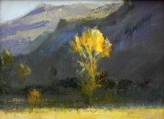 John Cook Light Of Hope - Southwest Gallery: Not Just Southwest Art. Landscape Artwork, Landscape Drawings, Contemporary Landscape, Abstract Landscape, Photo To Oil Painting, Oil Painting Pictures, Painting Canvas, Southwest Art, Autumn Art