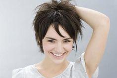 lindos cortes de cabelo repicado curto