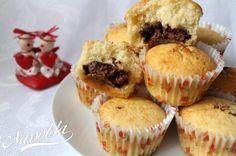 Nutellás muffin