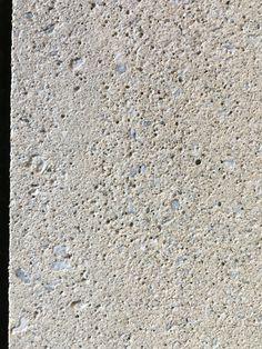 Sand-blasting architectural concrete