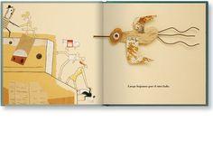 Una casa para el abuelo Texto de Grassa Toro 24 páginas. Color. 120 x 120 Primera edición: París (Francia), Editions Thierry Magnier, 2001 Segunda edición: Madrid, Ediciones Sinsentido, 2005 Tercera edición: México D.F., (México), SM, 2004