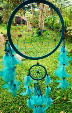 Blue Dreamcatcher