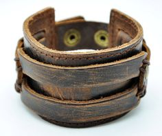 Hey, I found this really awesome Etsy listing at https://www.etsy.com/listing/158051058/real-leather-jewelry-bangle-bracelet