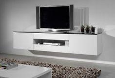 TVkast hangend model #TVMeubel #Kast #Opbergen #BakersZitmeubelen