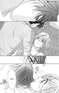 Hapi Mary #Manga