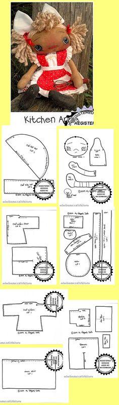 DIY: Pattern Tutorials & Templates