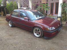 Civic lx 89