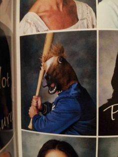 Funny School Picture Day Pictures | Funniest Yearbook Photos