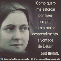 """(@teresinhaflordocarmelo) no Instagram: """"#SantaTeresinha 🌹"""""""