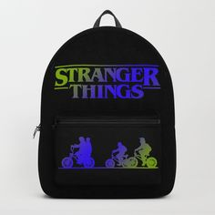 Buy Retro Things Backpack by scardesign. Worldwide shipping available at Society6.com. Just one of millions of high quality products available.