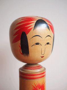 Okuyama Kiyoji 奥山喜代治(1905-1972), Master Okuyama Unshichi, 3/4 face
