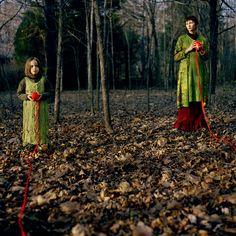 "by Viktoria Sorochinski / ""Anna & Eve"" project (Selected Works), 2005-2010"