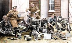 WW1 colorized photos - Album on Imgur