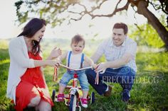 boy photos tricycle| Freckled Egg Photography | Allison Brockman