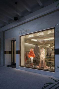 Alexander McQueen Miami Flagship Store Concept