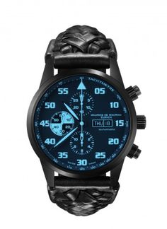 The Maurice de Mauriac Tactial Sapphyire – Luxury Watches Expert, Timepiece Consultant, Watch Stylist, Meehna Goldsmith - WatchMatchmaker Blog