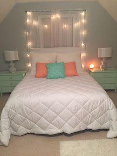 My bedroom renovation is complete :-)