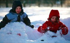 How to dress for winter - from Active Kids Club