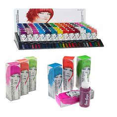 STARGAZER HAIR COLOUR SEMI PERMANENT DYE LADIES HAIR COLOUR 21 COLOURS AVAILABLE