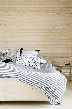 makuuhuone bedroom marimekko hunajaista asuntomessut 2014