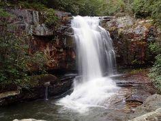 Bullet Creek Falls  near Etowah, Tennessee