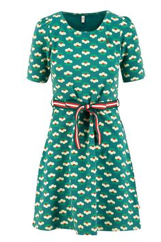 Blutsgeschwister Fashion Online Shop - caravan of love dress Caravan, Fashion Online Shop, Short Sleeve Dresses, Dresses With Sleeves, Pullover, Colourful Outfits, Mantel, Retro, Clothes