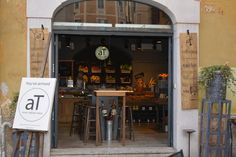 aT Active Natural Eating, Roma.   Toplook Italiano #ristorante #atactivenaturaleating #food